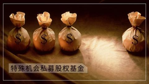 不良资产专题丨深度解读特殊机会私募股权基金
